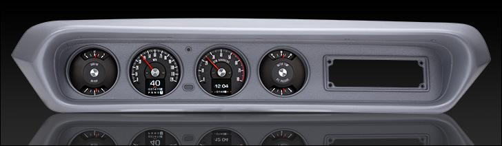1964- 67 Pontiac GTO/ LeMans/ Tempest RTX Instruments