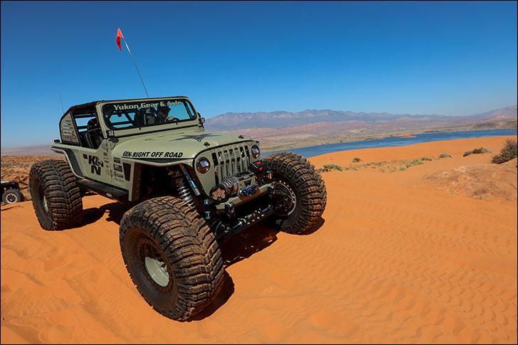 Rockstar GRDLOC Jeep CJ7