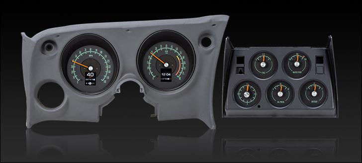 1968- 77 Chevy Corvette RTX Instruments