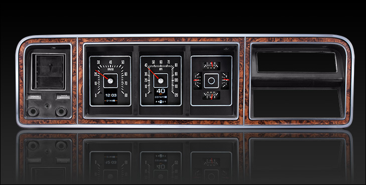 1973- 79 Ford Pickup RTX Instruments