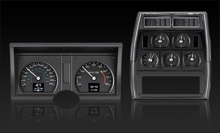 1978- 82 Chevy Corvette RTX Instruments