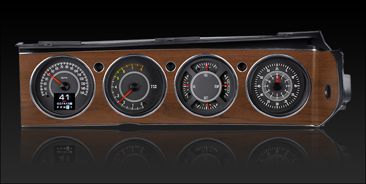 1970- 74 Dodge Challenger and 1970- 74 Cuda with Rallye dash