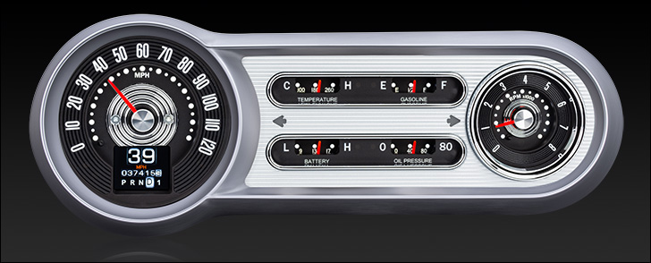 1953- 54 Chevy Car RTX Instruments