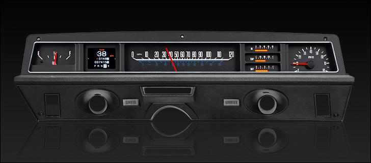 1971- 76 Chevy Caprice/ Impala RTX Instruments