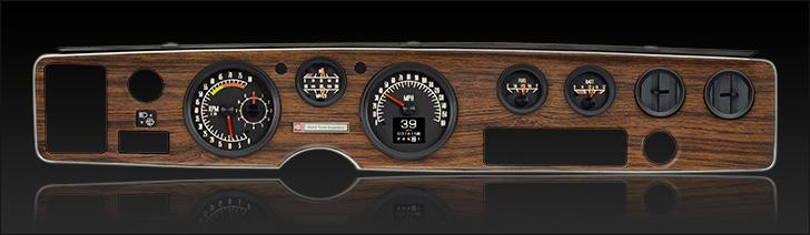 1970- 81 Pontiac Firebird RTX Instruments