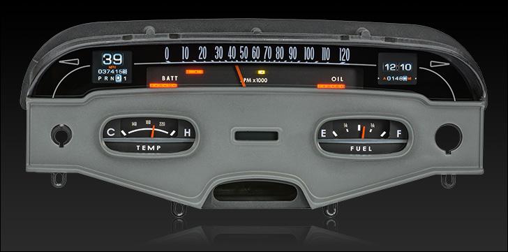 1958 Chevy Impala RTX Instruments
