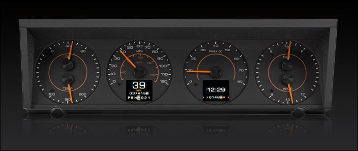 1977- 90 Chevy Caprice/ Impala RTX Instruments
