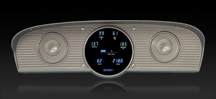 1961 - 1966 Ford Pickup Digital Instrument System
