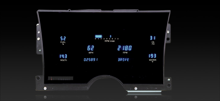 1988- 91 Chevy/ GMC Pickup Digital Instrument System