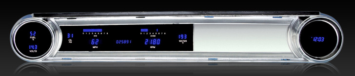 1965 Chevy Caprice/ Impala Digital Instrument System