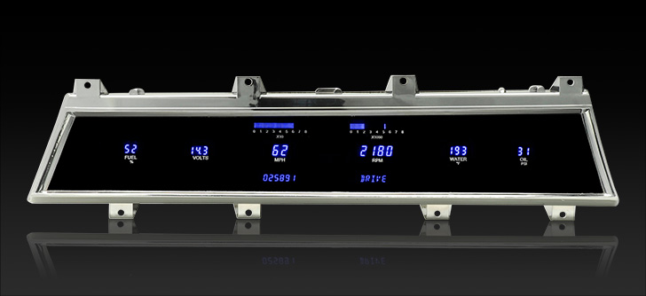 1966- 67 Chevy Chevelle/El Camino Digital Instrument System