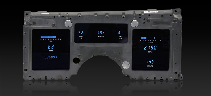 1984 - 1989 Chevy Corvette Digital Instrument System