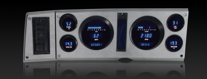 1982- 1985 Chevy/ GMC S-10, S-15 Pickups and Blazers Digital Instrument System
