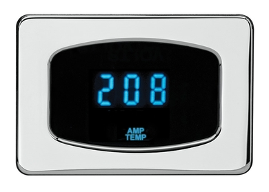 Odyssey Series I, Amplifier Temp