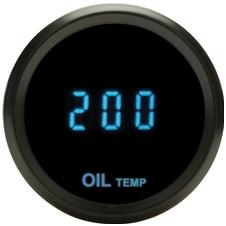 """2-1/16"""" Oil Temperature"""