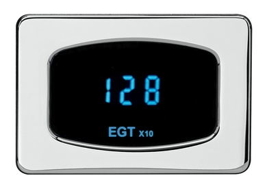 Odyssey Series I, Exhaust Gas Temperature