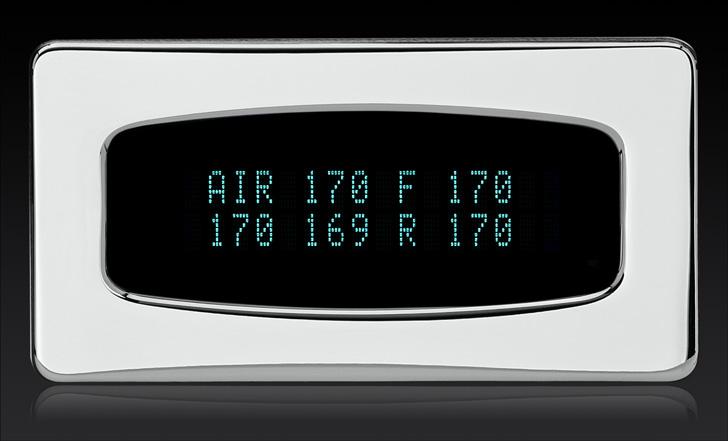 Odyssey Series I, Quad Air Pressure Monitor