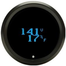 "2-1/16"" Fuel/ Volts/ Oil Pressure/ Water Temperature"
