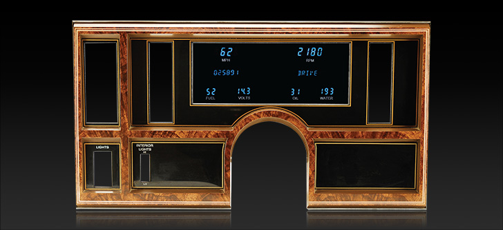 1984- 87 Buick Regal/ Grand National/ T-Type/ GNX Digital Instrument System