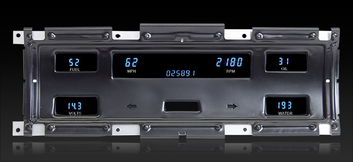 1967- 72 Ford Pickup Digital Instrument System