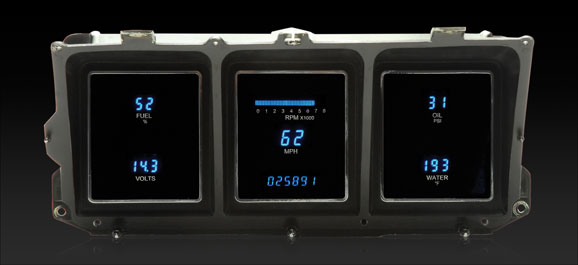 1973- 79 Ford Pickup, 78- 79 Bronco and 78- 89 E- Van Digital Instrument System