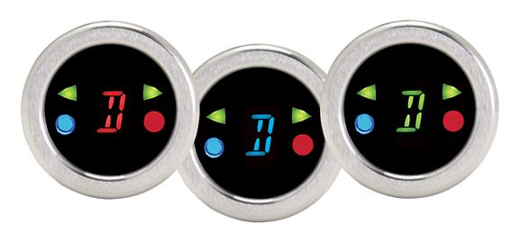 Round Gear/Misc. Indicator
