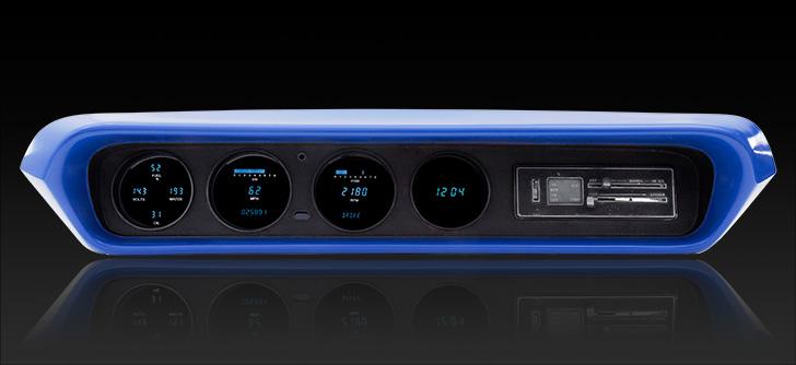 1964- 67 Pontiac GTO/ LeMans/ Tempest Digital Instruments