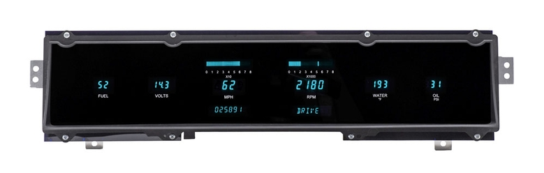 1991- 93 Chevy Caprice with OEM Digital Dash
