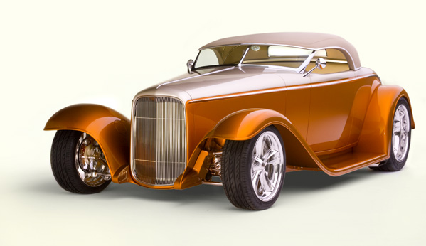 Magnuson 1932 Roadster