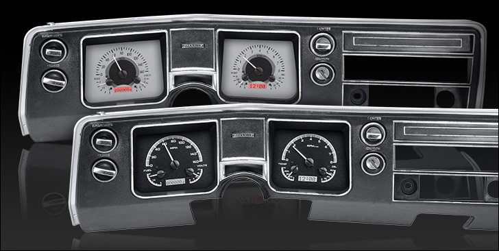 1968 Chevy Chevelle/ El Camino VHX Instruments