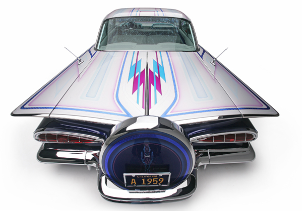 Onorato's '59 Impala