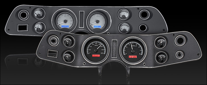 1970- 81 Camaro VHX Instruments