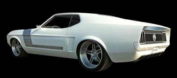 Goolsby-Built '71 Mustang 'Pegasus'