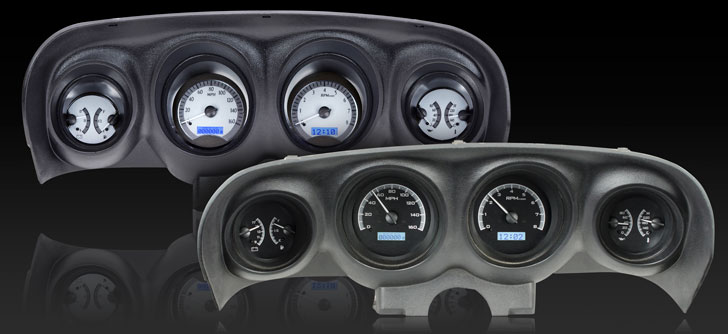 1969- 70 Ford Mustang VHX Instruments