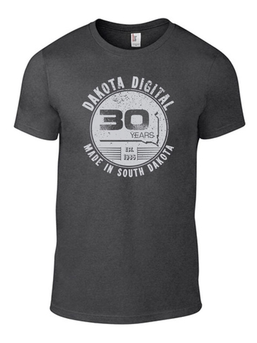Limited Edition 30th Anniversary T-Shirt, Round Graphic