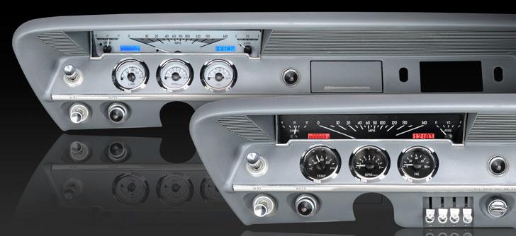 1961- 62 Chevy Impala VHX Instruments