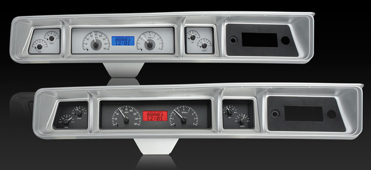 1966 Chevy Caprice/ Impala VHX Instruments