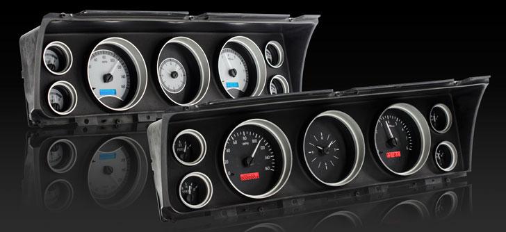 1967 Chevy Caprice/ Impala VHX Instruments