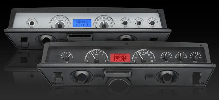 1971- 76 Chevy Caprice/ Impala VHX Instruments