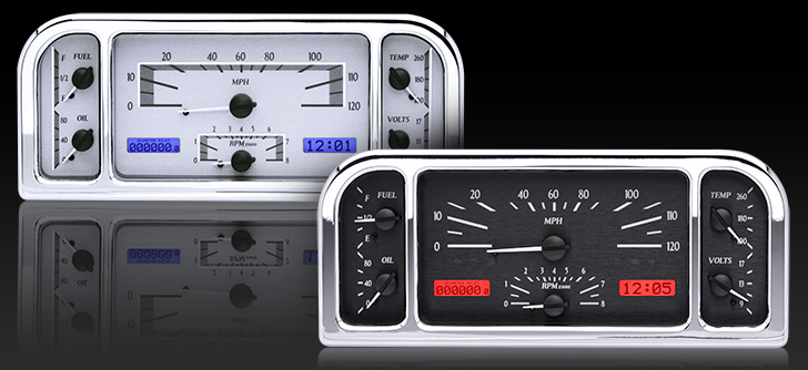 1937- 38 Ford Car VHX Instruments