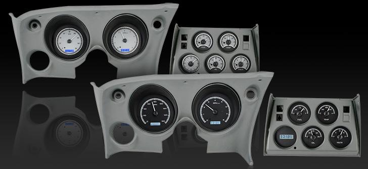 1968- 77 Chevy Corvette VHX Instruments