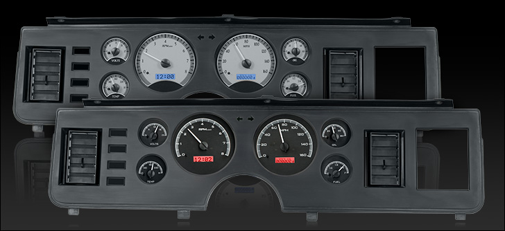 1979- 86 Ford Mustang VHX Instruments