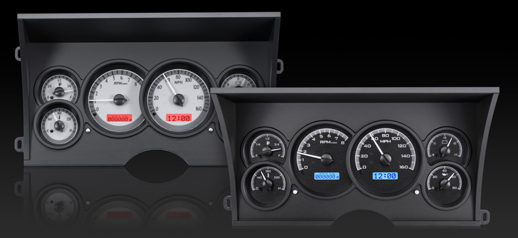 1988- 1994 Chevy/ GMC Pickup VHX Instruments