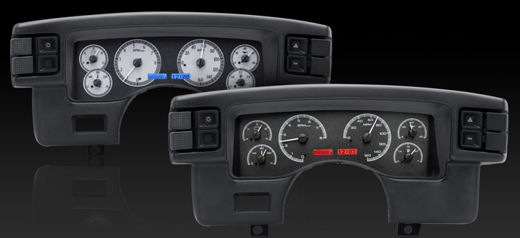 1990- 93 Ford Mustang VHX Instruments