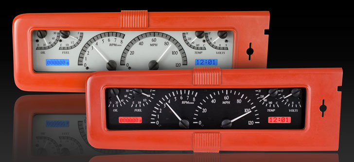 1940 Chevy Car VHX Instruments