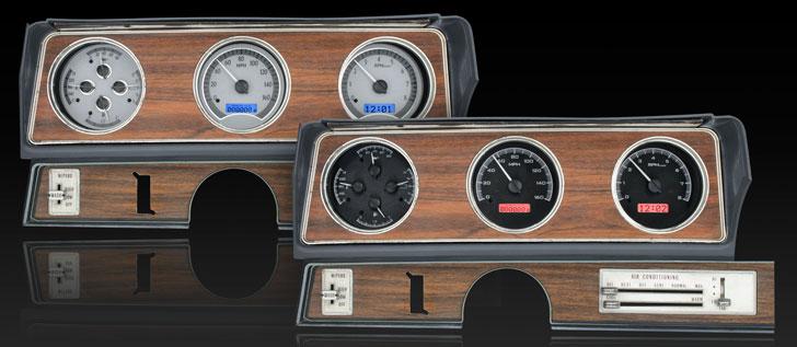 1970- 72 Oldsmobile Cutlass 442 VHX Instruments