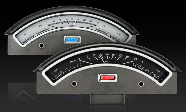 1957 Ford Car VHX Instruments