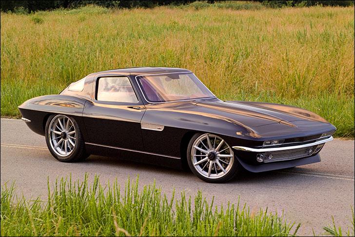 Alan Woodall '65 Corvette