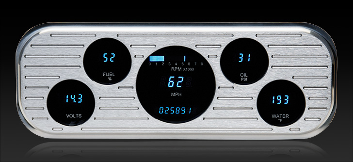 1937-38 Chevy Digital Instrument System