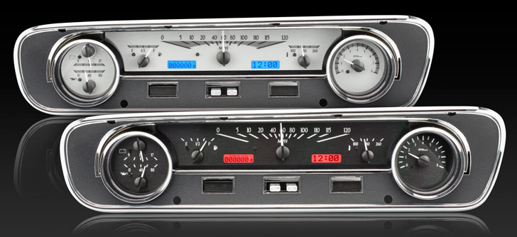 1964- 65 Ford Falcon, Ranchero and Mustang VHX Instruments